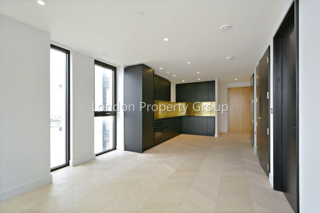 Thumbnail Flat to rent in 5 Tidemill Square, London