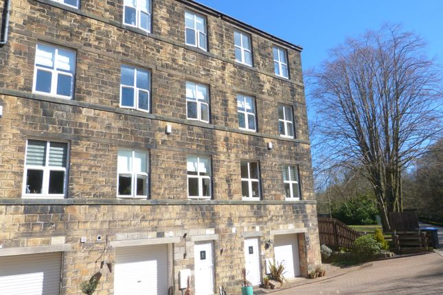 Thumbnail Town house for sale in Springhead Mills, Oakworth