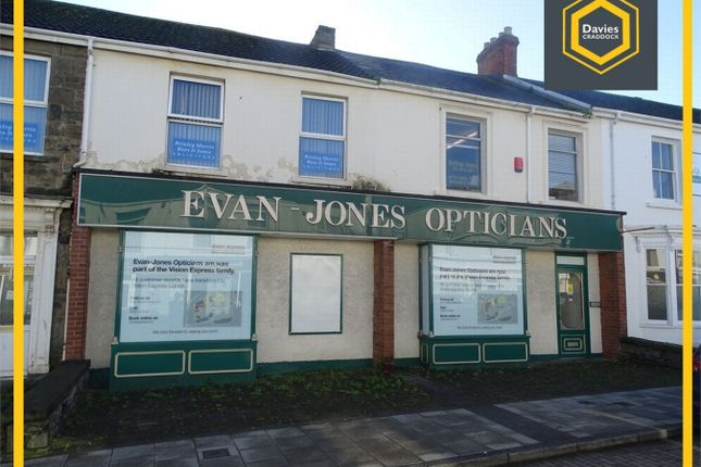 Thumbnail Commercial property for sale in 5-7 John Street, Llanelli, Carmarthenshire