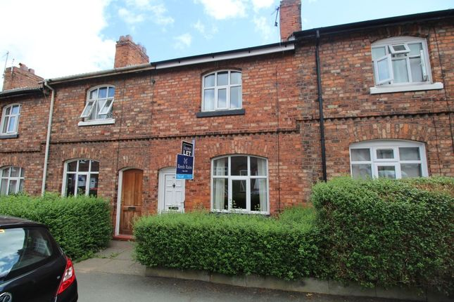 Thumbnail Terraced house to rent in Solvay Road, Northwich