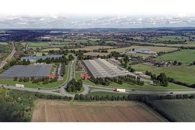Thumbnail Land for sale in Showell Business Park, Chippenham, Wiltshire