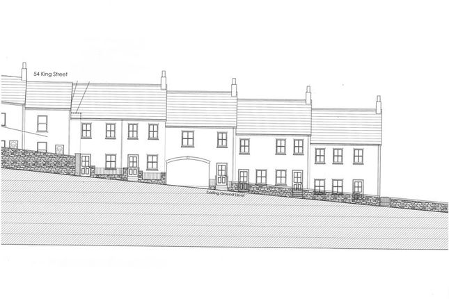 Thumbnail Land for sale in King Street, Blaenavon, Pontypool