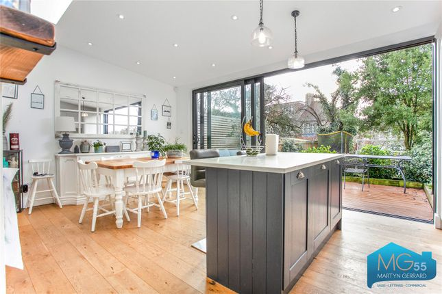 4 bed terraced house for sale in Lightfoot Road, Crouch End, London N8