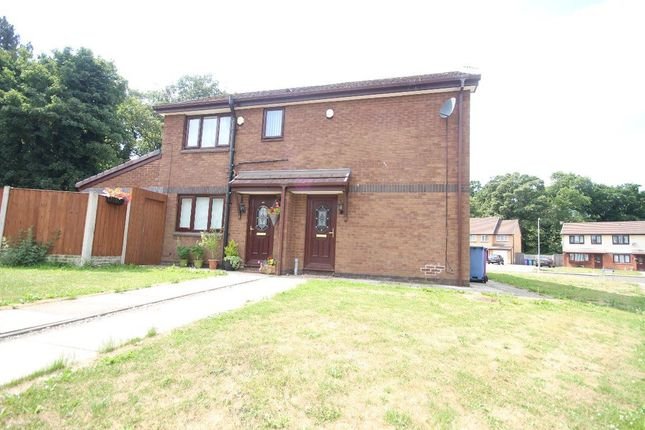 Thumbnail Town house to rent in Brookside, West Derby, Liverpool