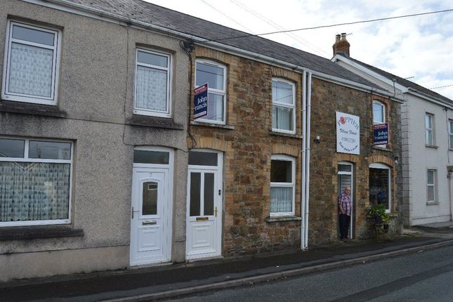 Thumbnail Flat to rent in Tycroes Road, Tycroes, Ammanford