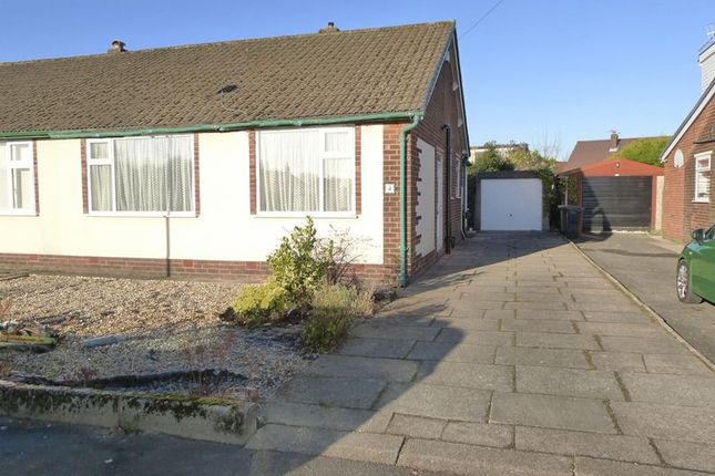 Thumbnail Semi-detached bungalow to rent in Helsby Gardens, Sharples, Bolton