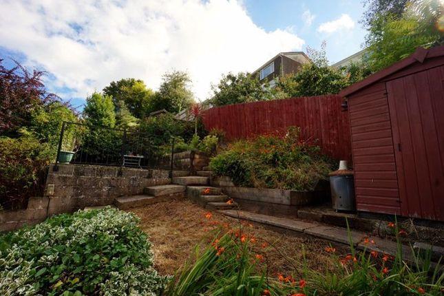 Rear Garden of Albany Road, Preston, Paignton TQ3