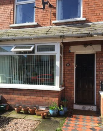 Thumbnail Terraced house to rent in Delhi Parade, Belfast