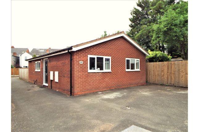 Thumbnail Detached bungalow for sale in All Saints Road, Kings Heath, Birmingham