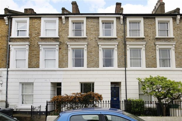 Thumbnail Terraced house for sale in Woodland Hill, London