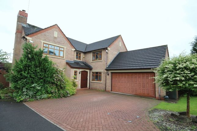 Thumbnail Detached house for sale in Crossmeadow Close, Norden, Rochdale