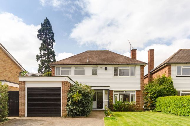 Thumbnail Detached house for sale in Cleveland Road, Worcester Park