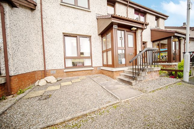 3 bed terraced house for sale in Carnferg View, Aboyne, Aberdeenshire AB34