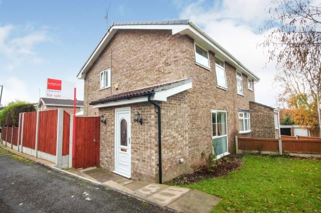 Front of Forest Road, Winsford, Cheshire CW7