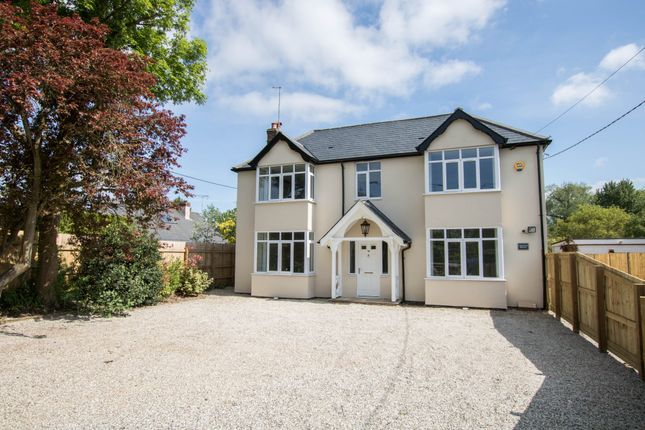 Thumbnail Detached house for sale in Mill View, London Road, Great Chesterford, Saffron Walden