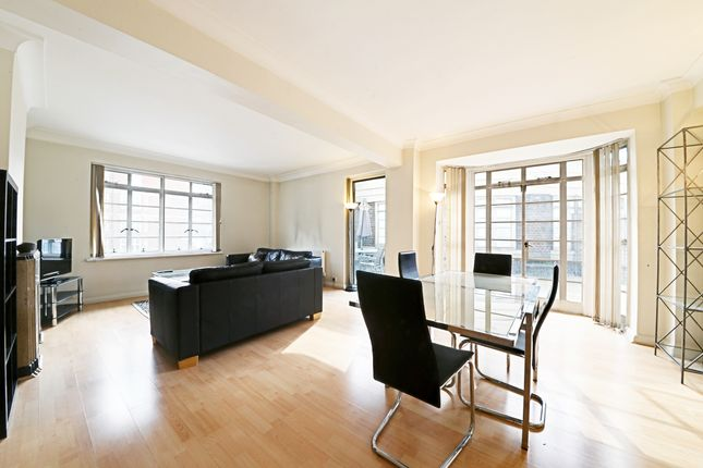 3 bed flat for sale in Dorset House, Gloucester Place, London
