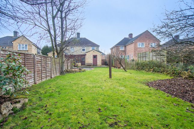 Thumbnail Semi-detached house for sale in Ross Street, Cambridge