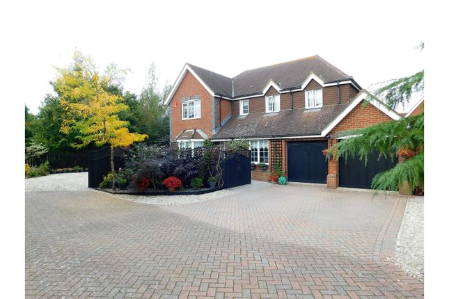 Thumbnail Detached house for sale in Orchard Grange, Lower Dicker