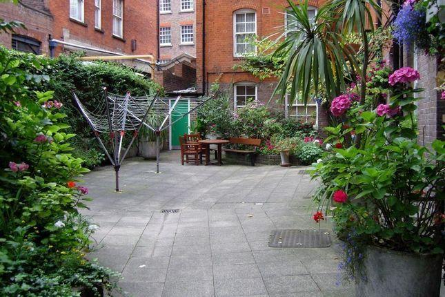 Terrace of Tavistock Street, Covent Garden WC2E