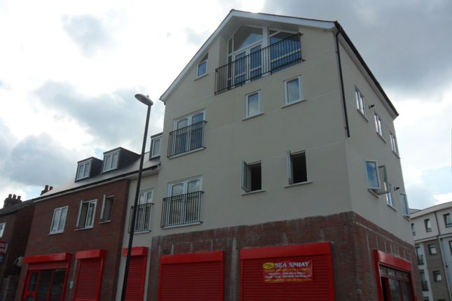 Flat to rent in Carter Road, Stoke