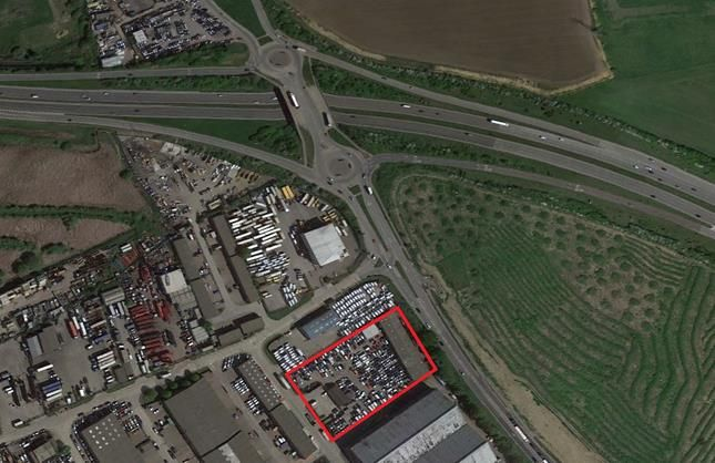 Thumbnail Land to let in 5 & 6, Kerry Avenue, Purfleet Industrial Park, Purfleet, Essex