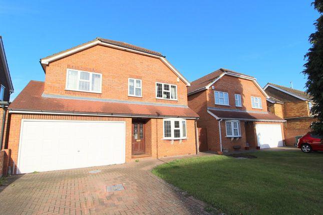 Thumbnail Detached house for sale in Lynegrove Avenue, Ashford