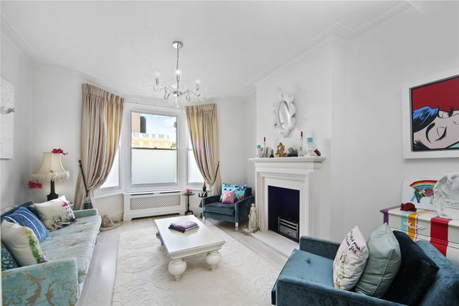 Thumbnail Terraced house for sale in Queensmill Road, London