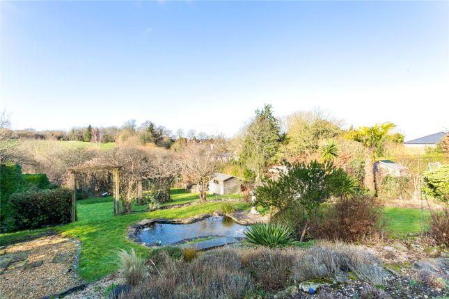 Rear Garden of Chilbolton Avenue, Winchester, Hampshire SO22