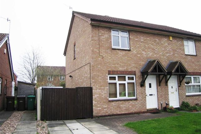 Thumbnail Semi-detached house to rent in Dean Close, Wollaton, Nottingham