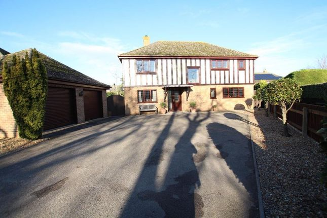 Thumbnail Detached house for sale in Adelaide Close, Soham, Ely