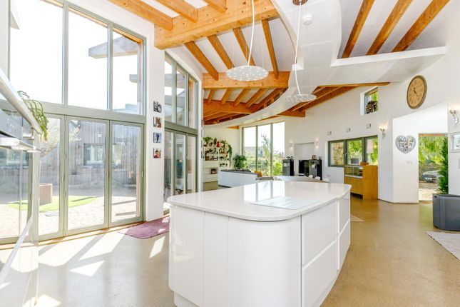 Thumbnail Detached house for sale in The Roundhouse, Northfield Barns Drive, Deanshanger.