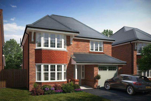 Thumbnail Detached house for sale in Cranleigh Drive, Worsley