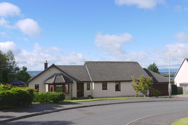 Thumbnail Detached bungalow for sale in Whitecraigs, Kinnesswood, Kinross-Shire