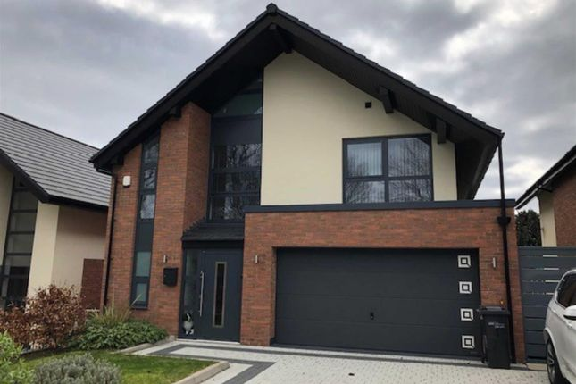 Thumbnail Detached house for sale in Quarry Hills Close, Lichfield