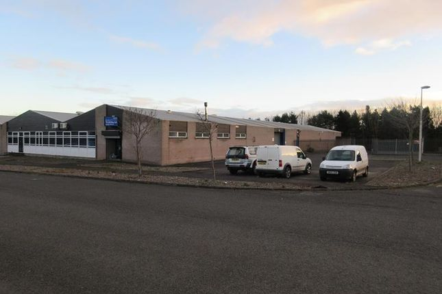 Thumbnail Light industrial for sale in Unit 10 Faraday Road, Southfield Industrial Estate, Glenrothes, Fife