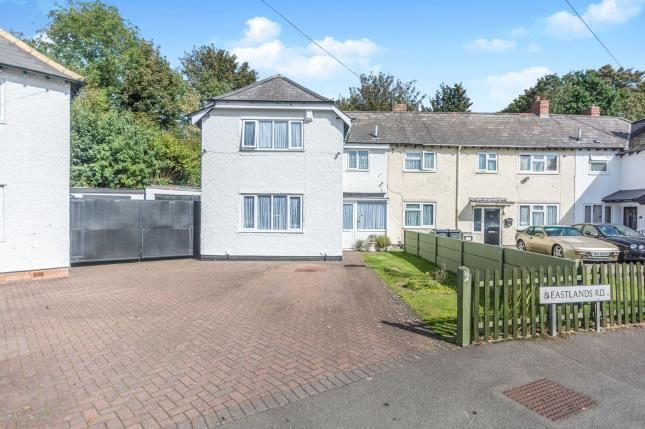 Thumbnail Semi-detached house for sale in Eastlands Road, Moseley, Birmingham, West Midlands