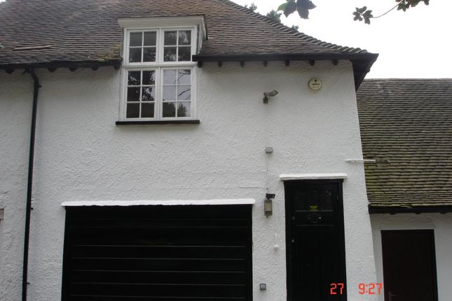 Thumbnail Studio to rent in The Bishops Avenue, London