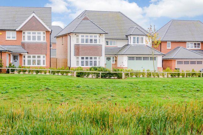 Thumbnail Property for sale in Moorbridge Road, Moulton, Northampton