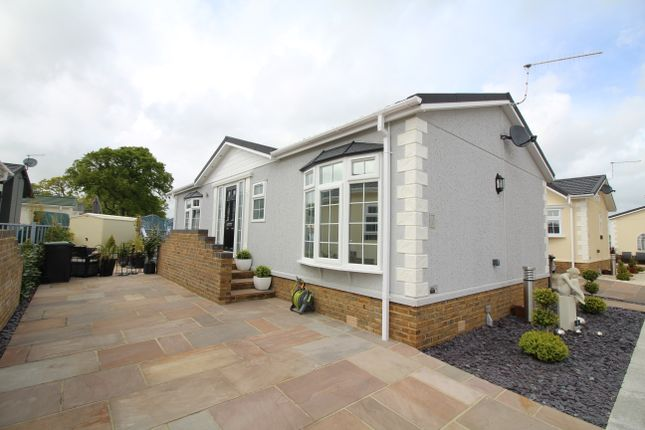 Thumbnail Mobile/park home for sale in Jasmine Court, Poole