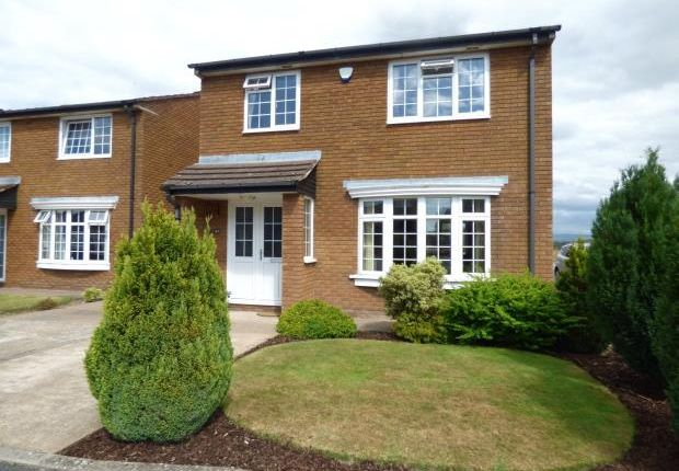 Thumbnail Detached house for sale in Newfield Park, Carlisle, Cumbria