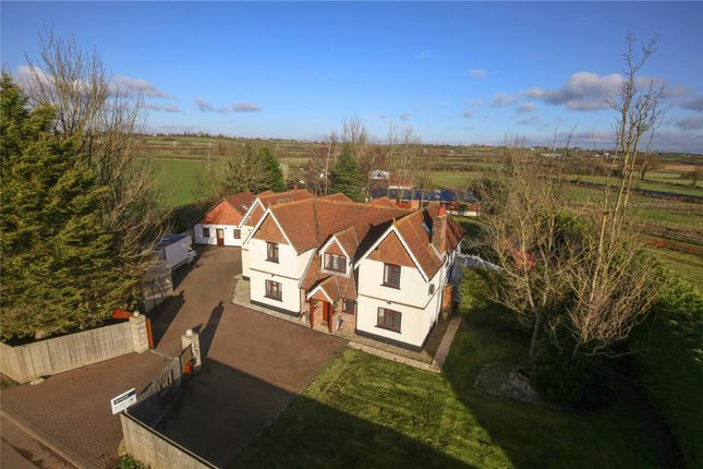 Thumbnail Detached house for sale in Grittenham, Nr. Brinkworth, Wiltshire