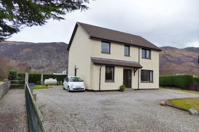 Thumbnail Detached house for sale in Glenbervie, 13 Achnalea, North Ballachulish, Onich
