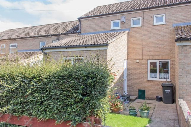 Thumbnail Terraced house to rent in Scotton Gardens, Scotton, Catterick Garrison, North Yorkshire.