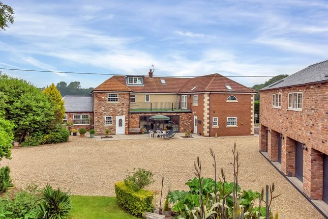 Thumbnail Detached house for sale in Eagle Moor, Lincoln