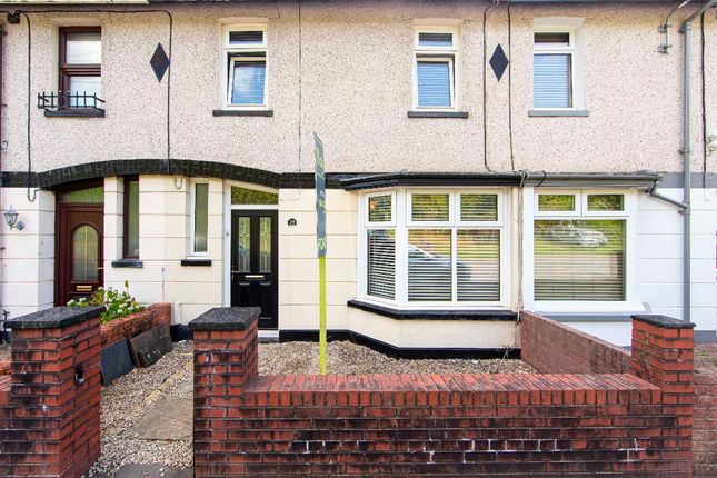 Thumbnail Terraced house for sale in Holly Terrace, Troedyrhiw, Merthyr Tydfil