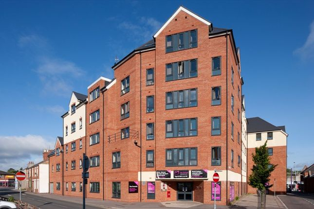 Block of flats for sale in Wood Gate, Loughborough