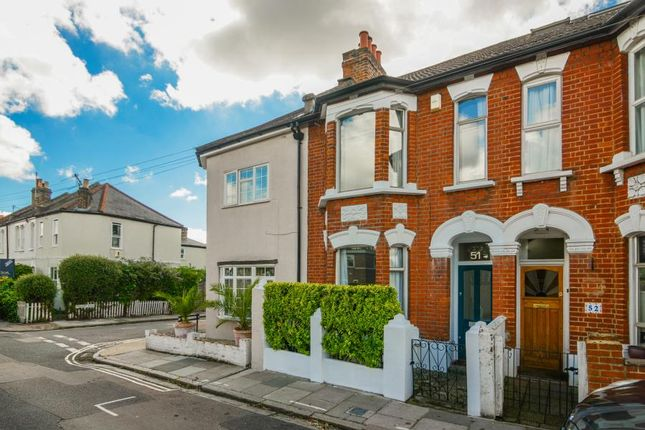 Thumbnail Terraced house for sale in South Worple Way, East Sheen