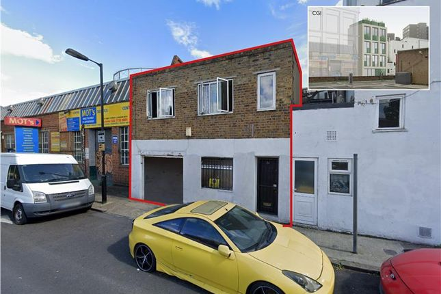 Land for sale in 2A, Ruby Street, London