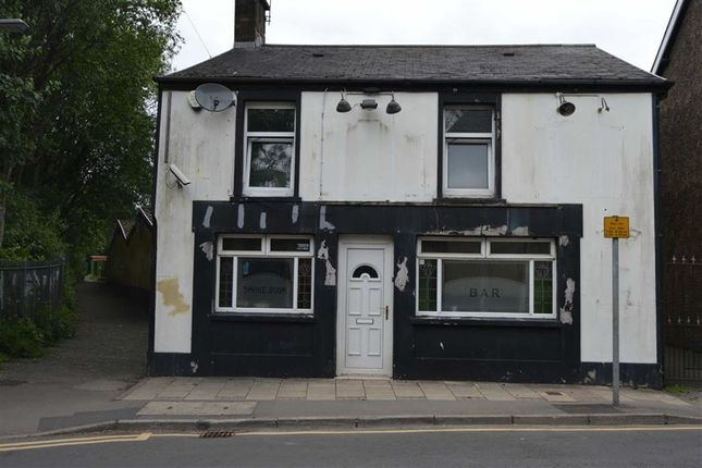 Thumbnail Detached house for sale in Bridge Street, Troedyrhiw, Merthyr Tydfil