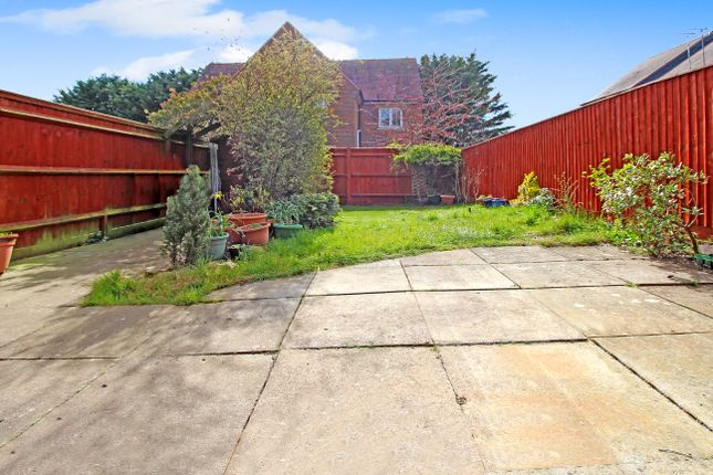 Thumbnail End terrace house for sale in St. Michaels Close, Lambourn, Hungerford